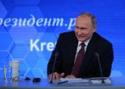 普京被正式推举为总统候选人 要求严防外国干涉大选