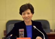 谌贻琴(女)当选贵州省省长