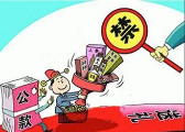 南昌县一卫生院院长公款买茶叶送人被处分