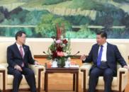 习近平会见萧万长:望两岸同胞共推祖国和平统一进程