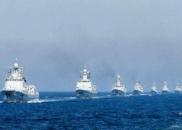 五次海上阅兵,中国海军跨越式发展