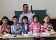 南昌这所小学只有五名学生,校长坚守41年