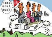 广昌县房产交易中心干部培训期间借机旅游被处分