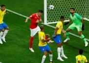 世界杯-又是冷门!巴西1-1瑞士 库鸟穿云箭内少被封锁