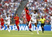 世界杯-比利时3-0巴拿马 默滕斯世界波卢卡库双响