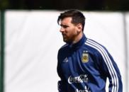 阿根廷邀请家人支持球队 梅西心情很低落
