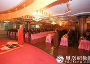普陀山佛教协会举办观音七法会 300余人参加