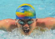10岁才启蒙 4年后摘省运会游泳首金