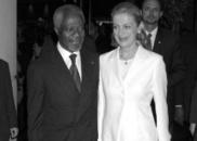 联合国秘书长安南的世界:加纳人尊称他为父亲