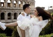 安以轩与富商老公浪漫婚礼在即 日期藏恩爱密码