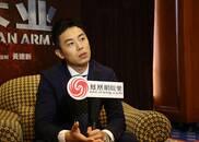 上影节专访朱亚文:《建军大业》融入男性侠义情怀