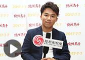 专访卢正雨:蔡国庆敢于自嘲,我佩服他的智慧