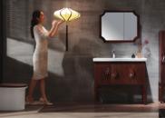 箭牌卫浴国际家居设计节大秀新中式卫生间还能这么美