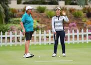 LPGA蓝湾大师赛开战在即 高球女神风采翩翩