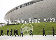 视频-维秘独家:凤凰网娱乐探秘上海梅赛德斯奔驰中心