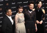 视频:影后惠英红黑色透视裙风韵超群 提名最佳女主角