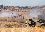 冲突或升级!以色列称拦截一枚发射自加沙的火箭弹