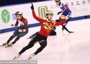 领军中国冰雪的尖刀——武大靖