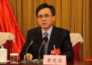 黄建盛当选黑龙江省政协主席