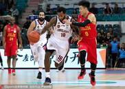 范子铭20分兰德里31+8 广州大胜吉林首进季后赛