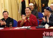 宗教界委员谈履职:坚持宗教中国化方向 反映信教群众呼声