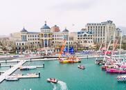 青岛灵山湾:打造新动能澎湃的文化新城