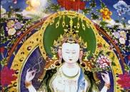 你听过藏文版《心经》吗?青海宏觉寺观觉法师藏文念诵