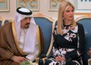 伊万卡访沙特 当地网友:第一次见到真正的女人
