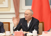 蔡奇:以首善标准管党治党 更好肩负首都发展重任
