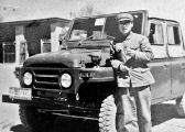 """老战士追忆戍边西藏:叛匪打黑枪 车身""""叮当""""响"""