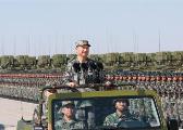 习近平领导强军兴军纪实:统帅与士兵心连心