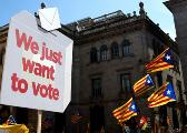 """欧盟向加泰罗尼亚独立说""""不"""" 被指搞""""双标"""""""