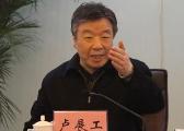全国政协副主席卢展工参加广东代表团讨论