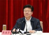 张春贤参加湖北代表团讨论