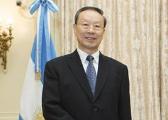 中央书记处书记、全国政协副主席杜青林参加天津团讨论