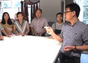 【侨界风采】王如平:做青岛元素的传播者
