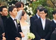 [花絮]宋慧乔婚礼挽着老公却看向他?李光洙表情亮了