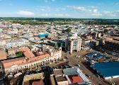 津巴布韦首都发生大爆炸 原因及伤亡情况不明