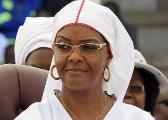 起底津巴布韦第一夫人:出身打字员 与穆加贝婚外情