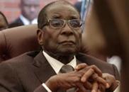 意外!穆加贝发表电视讲话 只字未提辞职