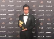 周子阳凭借《老兽》摘金马最佳原创剧本奖
