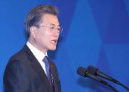 文在寅:决不容许美国未经韩国同意在半岛动武
