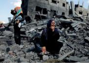 冲突升级!以色列遭火箭弹攻击 出动飞机坦克回击