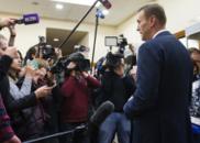 普京最大政敌被禁止参加总统选举