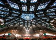 冬日里的交响:北京新机场主航站楼封顶封围施工侧记