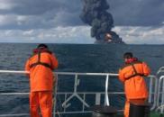 国家海洋局应对桑吉号沉没:对沉船溢油开展监视监测