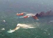 中国船在东海救援时,日本船到底在干嘛