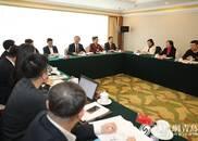 市南区区委书记华玉松参加区政协十三届二次会议分组讨论