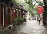 """北京重塑核心区老城风貌提升街区""""温度"""""""