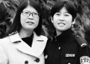 警察因公牺牲13年后女儿考入警校 遗孀写催泪祭文